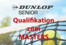Vorraussetzungen zur Qualifikation für das Masters