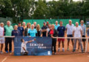 Ein Titel für den Meidericher TC 03 bei den duisburg Open im Rahmen der Dunlop Senior Tour